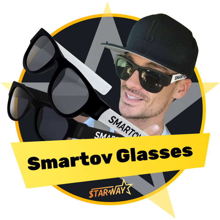 Smartov Summer Slaps Sunglasses