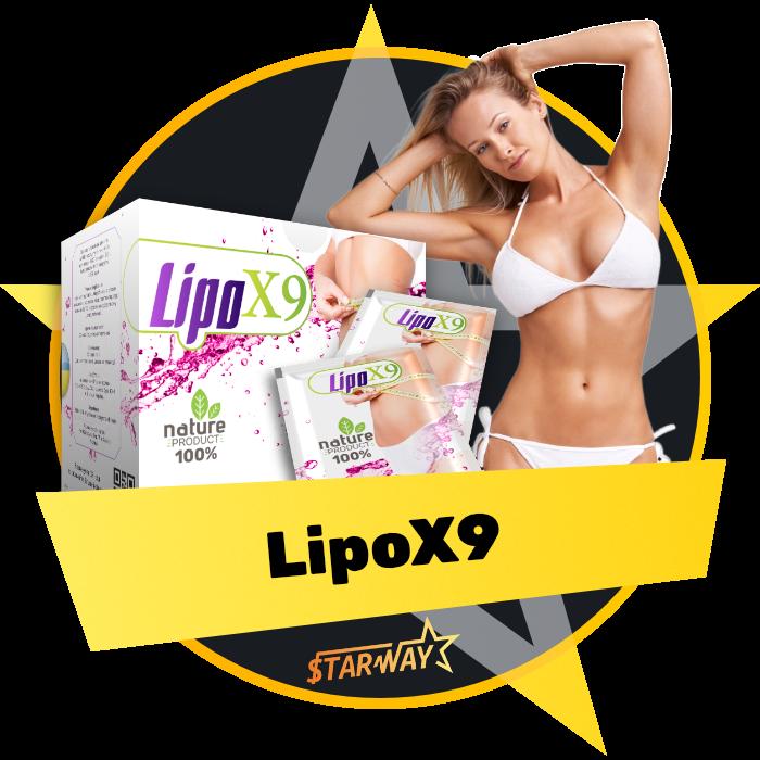 Lipo X9 - 48 грн